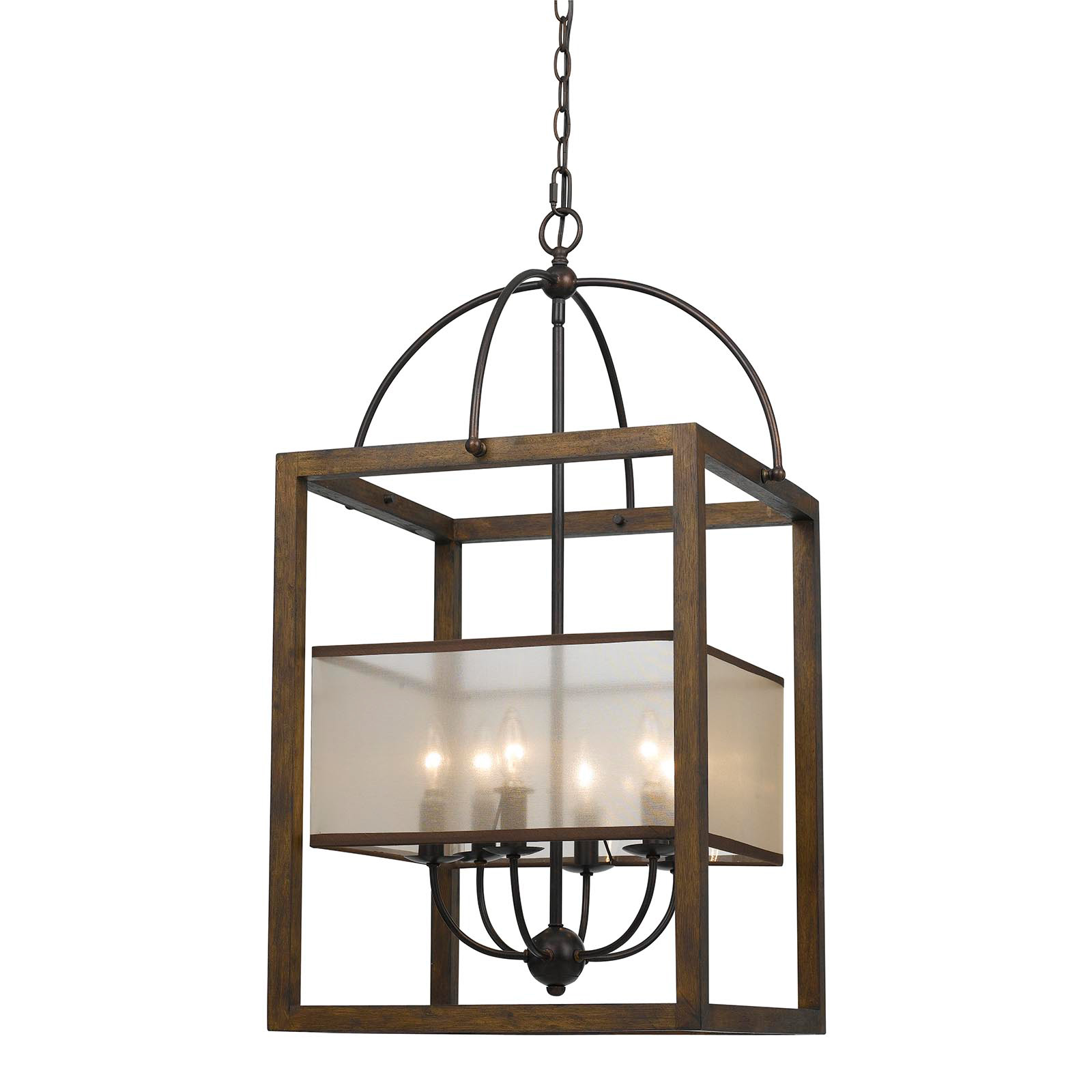 Cal Lighting Products Ceiling Fixtures Fx 3536 6l