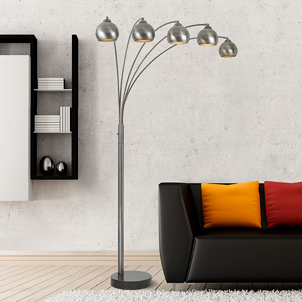 Lamps and fixtures for residential lighting functional floor lamps aloadofball Gallery